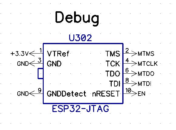 Exact Segger J-Link / jtag / tag-connect pinout? - ESP32 Forum